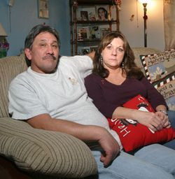 Lou and Carrie Ruiz say they will never stop fighting to bring their daughter's killer to justice.