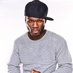 Magic Man: 50 Cent tries to top himself.