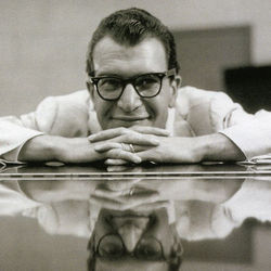 Dave Brubeck on the cover of 2003&#039;s The Essential Dave Brubeck.
