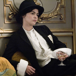Audrey Tautou performs adequately as Coco Chanel.