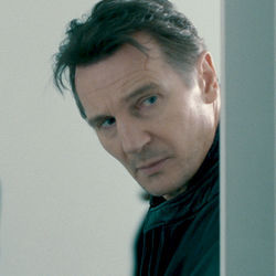 Liam Neeson continues to follow the ­Nicolas Cage career path.