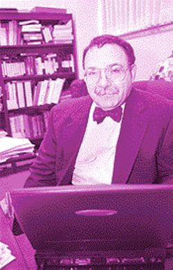 UH computer science professor Bowen Loftin leads a revolution.