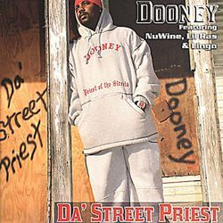 Dooney da' Priest: preaching the gospel of pulling your damn pants up