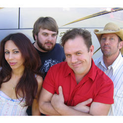 Cowboy Mouth shows are known to, as the song says, &quot;Light It on Fire.&quot;