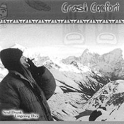 Crash Comfort&#039;s CD isn&#039;t exactly at the top of the world.