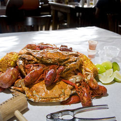 Vietnamese-owned Cajun joints like Boiling Crab are popping up everywhere.