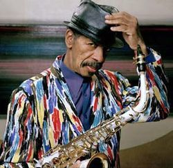 Who knew Ornette Coleman was a world-class  fashionista? We thought he was just a great Texas tenor.