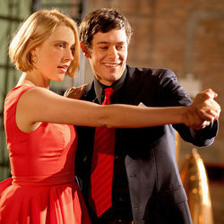Hopelessly romantic Violet (Greta Gerwig, with Adam Brody) prevails as the film&#039;s heroine.