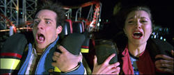 Yes, the ride crashes and people die. But Final 