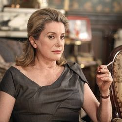 Catherine Deneuve plays the family's imperious matriarch.