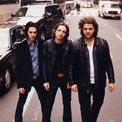 Jon Spencer (left) says compiling the Blues Explosion&#039;s Shout! Factory reissues was &quot;like a jigsaw puzzle.&quot;