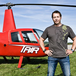 Mini-choppers from Buzz Skyler&#039;s Death from Above Rentals will patrol the Dome airspace, on the hunt for the wily moose.