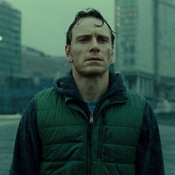 The thinking cinephile's sex symbol: Michael Fassbender.