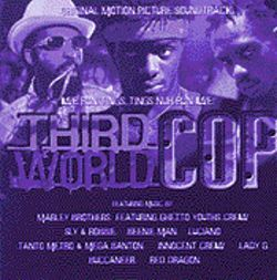 Accompanying the release of Third World Cop will be a soundtrack that includes work from Buccaneer, a Jamaican rapper known for his multifarious styles, including opera- and heavy-metal-influenced dancehall.
