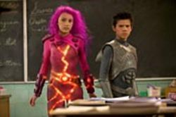 Dream heroes: The powers of Lavagirl (Taylor Dooley) 