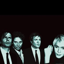 Duran Duran: Reservoir Dogs and Englishmen.
