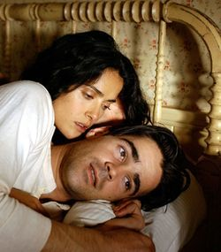 Camilla (Salma Hayek) wants to either screw Arturo (Colin Farrell) or kill him — or both.