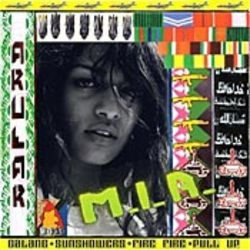M.I.A.'s Arular: Crushable rabble-rousing.