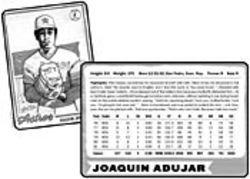 Click here for our classic Joaquin Andujar baseball card!