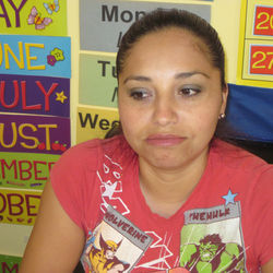 Monica Ochoa went to school after school seeking pre-K for her four-year-old daughter.