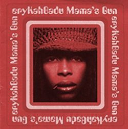 Erykah Badu: Wears the essence of soul like perfume.
