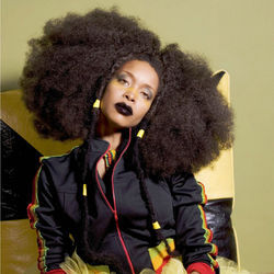 Erykah Badu mingles the everyday and ­otherworldly.