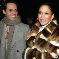Marc Anthony&#039;s spending so much time watching his famous -- and fickle -- wife, his career is stalled.