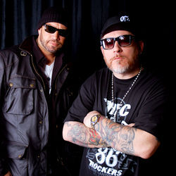 "Danny Boy O'Connor (left) and Everlast are back ""On Point"" as House of Pain."