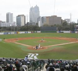 Baseball's top team plays in one of the sport's best facilities -- Reckling Park.