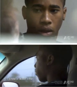 """Straight Menace,"" the episode featuring Cameron Coker's interrogation, is still being aired, despite the fact that Coker was released and the victim's homicide is still unsolved."