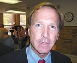 Neil Bush: Another family member who loves the  Katrina response.