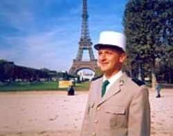 An American in Paris: Salazar.