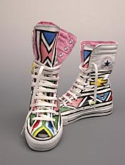 Cool kicks from the Converse sneakers project