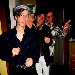 If it ain't broke: The Fleshtones sink their chops into the marrow of rock and roll.