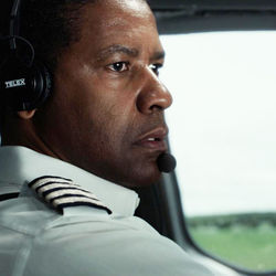 Denzel Washington is Whip Whitaker.