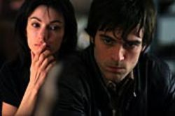 Romain Duris (with Aure Atika) burns up the screen as 
