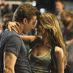 Kenny Wormald and Julianne Hough star in this extraordinarily faithful &amp;shy;remake.