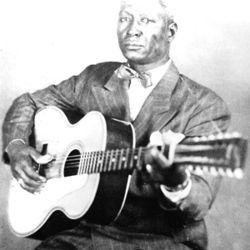 Leadbelly: Radiohead never sang their way out of a prison sentence, now did they?