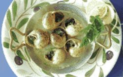 More than an excuse for garlic butter: Bistro Provence&#039;s escargots.