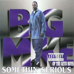 Serious business: Big Mike&#039;s 1997 LP was a critical and commercial success, but led to big problems between the rapper and his label.
