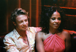 Brian (Simon Baker, with Sanaa Lathan) is more or  less the perfect man.