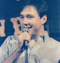 Bill Hicks is one of a handful of comedy legends who came through Houston's Comedy Workshop.