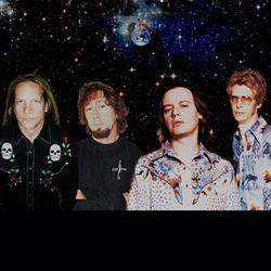 "Mission Control: Hard-rocking astronauts the Galactic Cowboys return from ""Mars"" for their first hometown show in a decade."