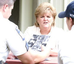 "Constable Pam Matranga: ""Bacliff gets a bad rap."""