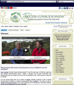 If you want to find out if you're a humanoid, a good place to start is the Access Consciousness Web site.