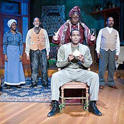 Gem is the first of August Wilson's ten-play series on the black experience in America