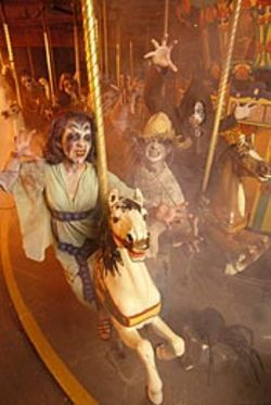 Get spooked at Fright Fest.