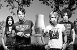 Nuclear error: The songs on the Warhols' Welcome to the Monkey House are coated in radioactive ProTools fallout.