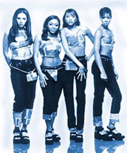 "Straight outta Houston: Destiny's Child's single ""Bills, Bills, Bills"" hit No. 1 on the Billboard chart."