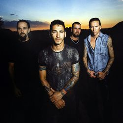 Clawing their way out of Boston&#039;s tough club circuit, Godsmack is hard-hitting rock.